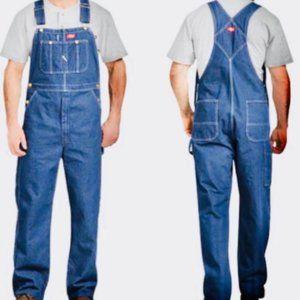 Men's Dickies overalls size 36 waist 32 length